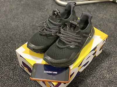 070cdea15b9b0 ... hot condition 7.5 10 haven x adidas ultra boost uncaged triple black uk  7.5 a67a0 46fc1