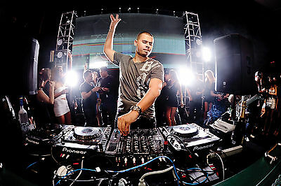 Afrojack Set Collection 2009 - 2019 on 4 x DVD in MP3 Format