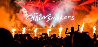 The Chainsmokers Set Collection 2014 - 2019 on 1 x DVD in MP3 Format