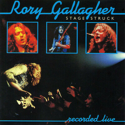 RORY GALLAGHER Stage Struck JAPAN CD TDCN-5611 1996 OBI