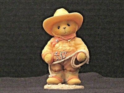"Cherished Teddies ROY ""I'm Your Country Cowboy"" 1998 LE"
