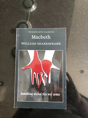 Macbeth by William Shakespeare (Paperback, 1992)