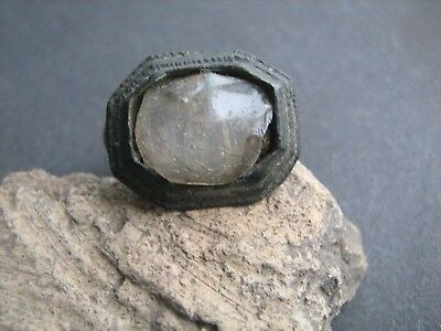 Ancient medieval ring 15-16 centuries