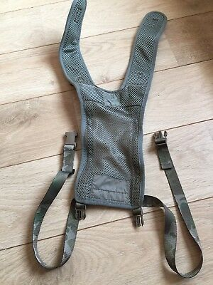 MTP Side Pouch YOKE Rucksack IRR - British Army Military - Grade A