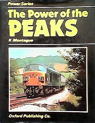 Power of the Peaks by Keith Montague (Hardback, 1977)
