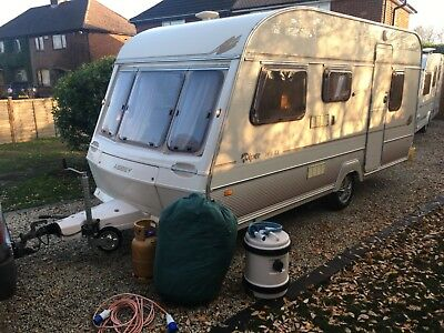 Abbe Pieper 14.5 EX 1992 5berth Motor Mover lightweight and small needs TLC