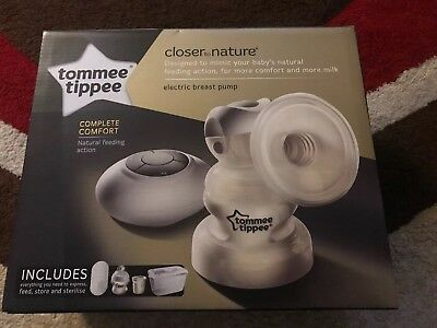 Tommee Tippee  Electric  Breast Pump - Closer to Nature