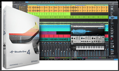 Presonus STUDIO ONE Professional 4 | Unused licence
