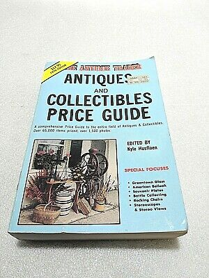 1988 Antique Trader Antiques And Collectibles Price Guide