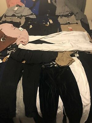 Joblot Of Women's And Juniors Clothes. Brand New With Tags. Ex Store 21 Stock.