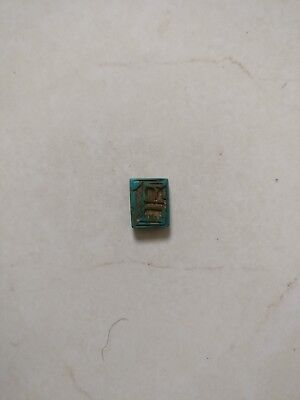 663/332 AD (26th-30th dynasty) - Antique Egyptian double seal stamp
