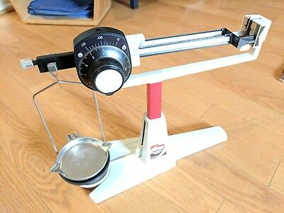 OHAUS DIAL-O-GRAM BALANCE SCALE MODEL# 310-00 Rarely Used!