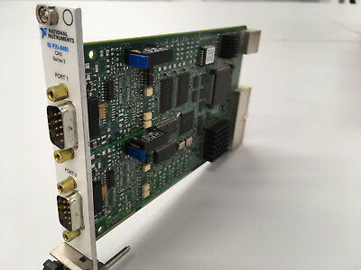 National Instruments PXI-8461 CAN Karte Series 2