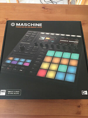 native instruments maschine mk3 +Komplete 11 Select (Wie Neu)