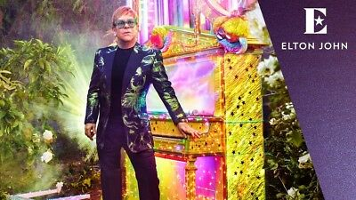 2 X Elton John Farewell Tour Tickets Manchester Arena in Block 113