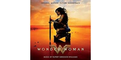 Harry Gregson-Williams Wonder Woman Original Motion Picture Soundtrack Vinyl LP