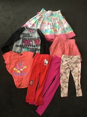 Bulk Girl's clothing size 7 from various brands