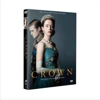 The Crown: Season 2  (3 DVD set) FREE Shipping
