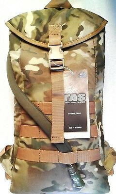 Multicam Hydration Molle Military Backpack #free 2Lt Wide Mouth Bladder -Tas 4+