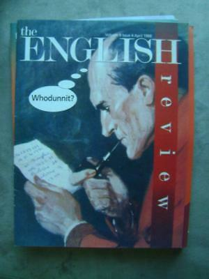 The English Review vol 8 No 4 - April 1998 - very good condition