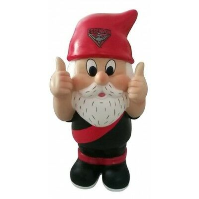 Essendon Bombers Official AFL Thumbs Up Garden Gnome Gift Box 30cm