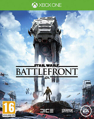 Star Wars Battlefront ~ XBox One *in Good Condition*