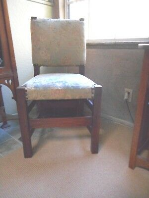 Stickley Bros/Quaint Dining room Chair  c.1910