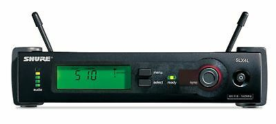 Shure SLX4L Wireless Receiver with Logic Output - J3 Band (Open Box)