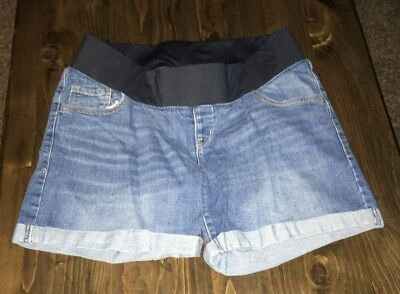 Old Navy Maternity Size 14 Jean Shorts