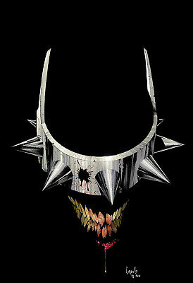 Batman Who Laughs #1 (Of 6) Capullo Variant Ed (12/12/2018)