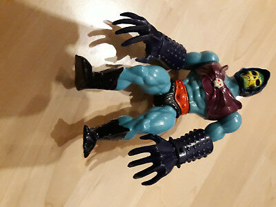 Masters of the Universe-Terror Claws Skeletor- Motu Vintage 80-er komplett!!!