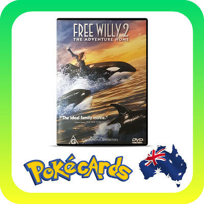 Free Willy 02 (DVD, 2004)