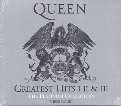 Queen Platinum Collection 3 CD album box set NEW/SEALED
