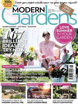 Modern Gardens Magazine #27 (Brand New Back Issue)