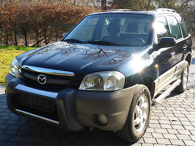 Mazda Tribute 4x4 Adventure Exclusive