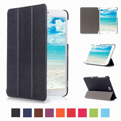 For Samsung Galaxy Tab S2 8.0 8 Inch Tablet Case Leather Smart Flip Rugged Cover