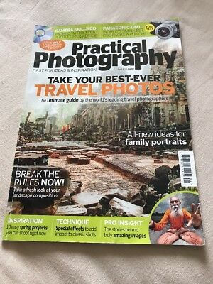 Practical Photography Magazine Back Issue