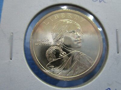 2010 -P SACAGAWEA Golden Dollar Native American PROOF LIKE  Coin US Mint