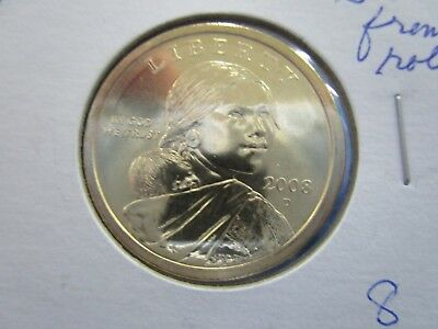 2008 D  SACAGAWEA Golden Dollar Native American PROOF LIKE  Coin US Mint