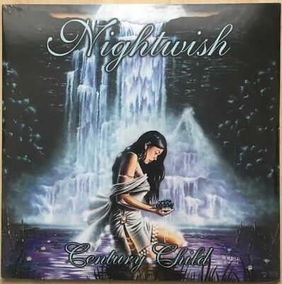 NIGHTWISH Century Child 2-LP Vinyl The Gathering, Epica, Tarja Turunen, Xandria