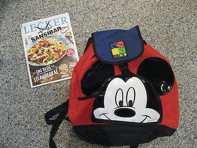 Disney * Mickey Maus * Rucksack * Gross * TOP
