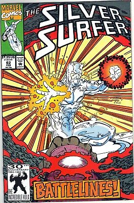Marvel Comics x3 Silver Surfer Rom Master Kung Fu Price Includes Delivery in UK