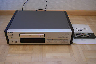 Sony CDP-X 559 ES High End CD Player + RM-D 891 FB Top Zustand