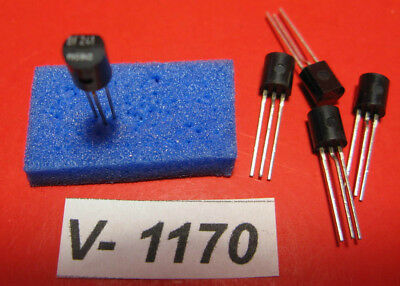10x HF AM - FM Philips Transistor BF241  NOS / silicon NPN transistor TO-92