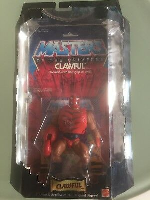 Clawful Masters Of The Universe Commemorative OVP Moc Top