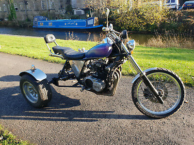 Yamaha Xs 750 Trike 1979 Registered As Trike Runs Rides Easy Winter Project