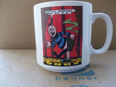 VIZ Comic Johnny Fartpants mug. Collectable. No others on eBay!