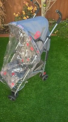 Mothercare Stroller / Buggy / Pushchair with Raincover