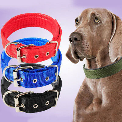 2018 Comfortable Adjustable Strap Dog Collar For Small And Big Pet Dogs Collars