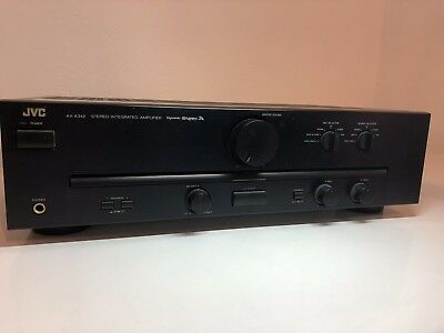 JVC Stereo Integrated Amplifier - AX-A342 - Verstärker - Gebraucht - TOP - Rar